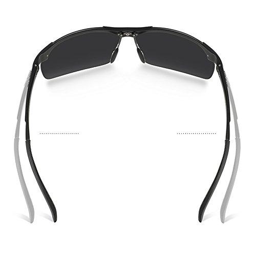 Gafas conducción de vacaciones de hombres de la verano de Gafas de moda de de protección sol sol MAZHONG sol para playa de Gafas Gafas UV D en de s de radiológica Gafas Gafas Gafas sol Gafas protectoras wX0qSRT