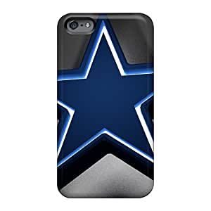 Apple Iphone 6s ROG729STQJ Support Personal Customs High-definition Dallas Cowboys Pattern Shock Absorbent Hard Phone Covers -allbestcases