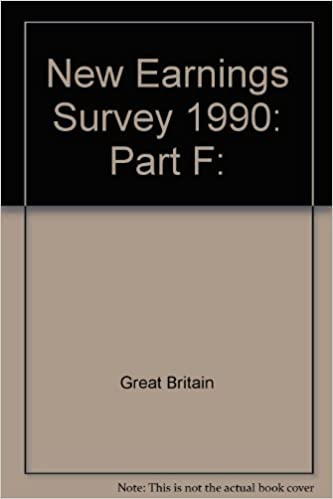 Read online New Earnings Survey 1990: Part F: PDF, azw (Kindle), ePub