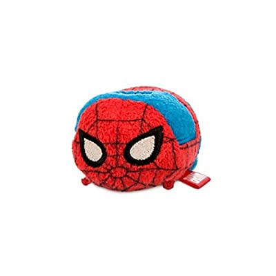Spider-Man Tsum Tsum Plush Mini Toy for Sale