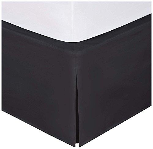 - Sunrizer Bedding Magic Skirt Tailored Bedskirt, Never Lift Your Mattress, Classic 12