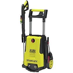 Stanley SHP2150 Electric Pressure Washer With Spray Gun, Medium, Yellow