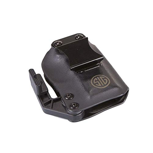 Sig Sauer Appendix Carry P365 Right Hand Black Holster ()