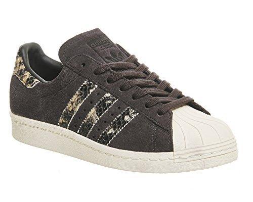 adidas Superstar 80s W Calzado Negro
