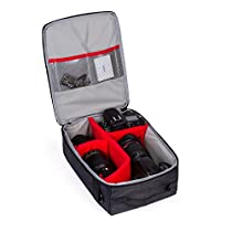G-raphy Camera Insert Camera Bag with Sleeves All Cameras