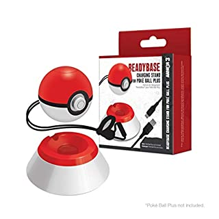 "Armor3 ""ReadyBase"" Charging Stand for Poké Ball Plus"