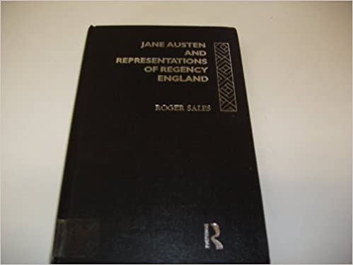 Téléchargement de livres sur ipod nano Jane Austen And Representations Of Regency England PDF 0415109205