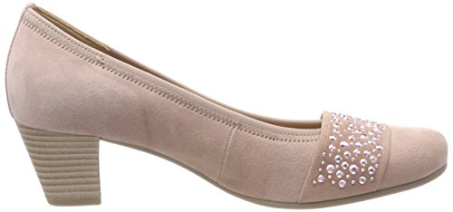 Gabor Ladies Basic Pumps Multicolore (rosa Antico)