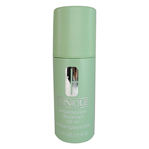 Clinique Antiperspirant-Deodorant Roll-On, 2.5 Ounce