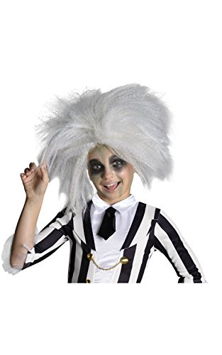 [Beetlejuice Child's Wig] (Beetlejuice Costume Wig)