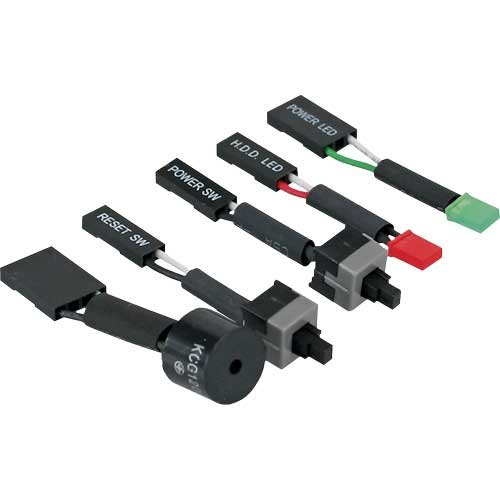 InLine 59910 - Medidor de energía y batería Negro