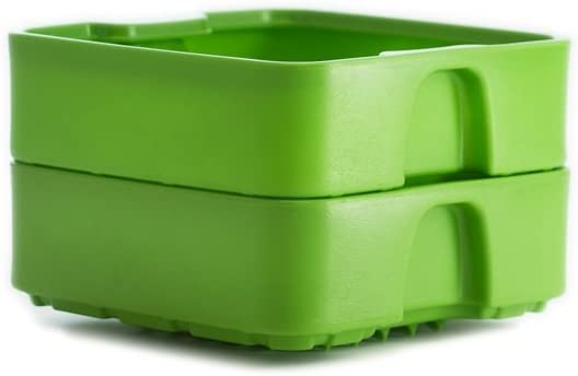 HOT FROG Living Composter - Expansion Tray Set (HOT FROG Green)