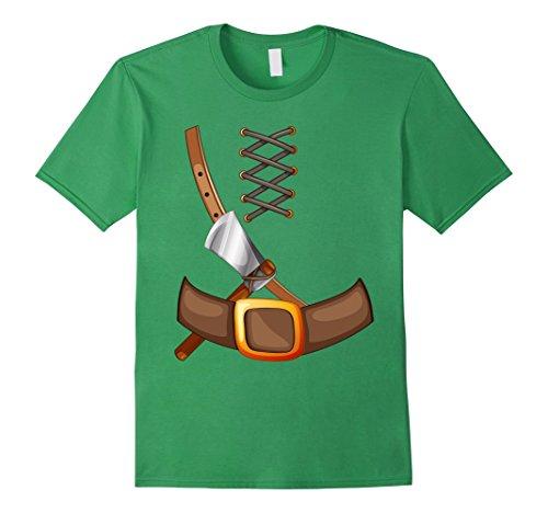Viking Costume Halloween T-Shirt Trick Or Treating Inspired