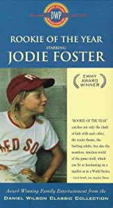 Rookie of the Year Starring Jodie Foster