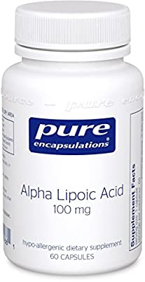 Pure Encapsulations - Alpha Lipoic Acid