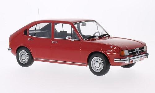Alfa Romeo Alfasud 1.3, rot, Modellauto, Fertigmodell, KK-Scale 1:18
