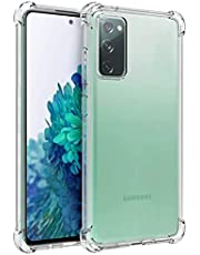 Capa Transparente Anti Quedas Samsung Galaxy S20 Fe