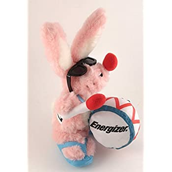 """Amazon.com: Energizer Bean Bag Bunny """"Not battery operated ..."""