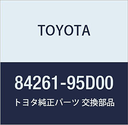 Toyota 84261-95D00 Slide Door Control