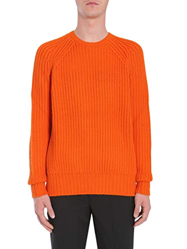 Acrylique Orange Pull Man Bma675vf61717 En Neil Barrett 1aYXO