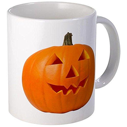 CafePress - Pumpkin Halloween Mug - Unique Coffee Mug, Coffee -