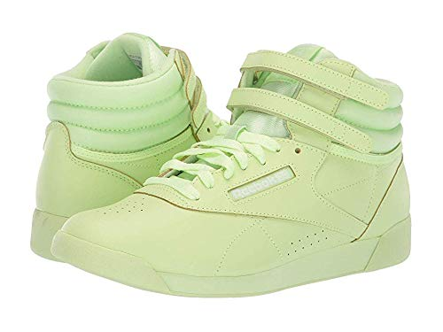 Reebok Kids F/S Hi Colors Lime Glow/White Casual Shoe 4 Kids US - Hi Kids Casual Shoes