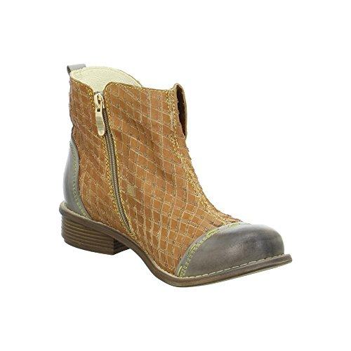 iiM77 Damen Stiefeletten/ Boots Größe 40 Braun (Braun)