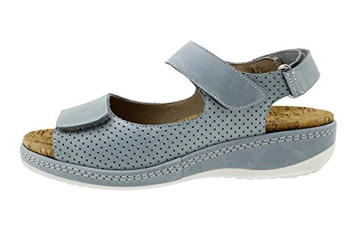 Confort Plantilla Zapato Piesanto Extraíble Tucson Sandalia Topacio 180911 Piel Pqnpx074