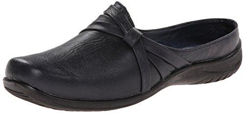 Easy Street Ease Damen Blau Kunstleder Folien Sandalen Schuhe Neu EU 39,5