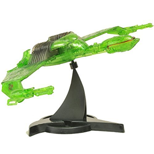 Star Trek: Klingon Bird of Prey Partial Cloak (Star Trek Icons)