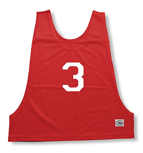Code Four Athletics Numbered pinnies (one dozen #1-12) fo...