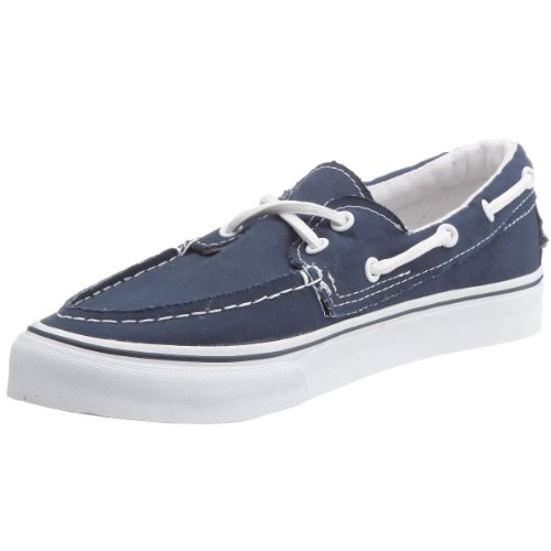 Vans Unisex Zapato Del Barco Comfort Boat Shoes Navy/White comfortable sale many kinds of choice sale online shop hCHSz54