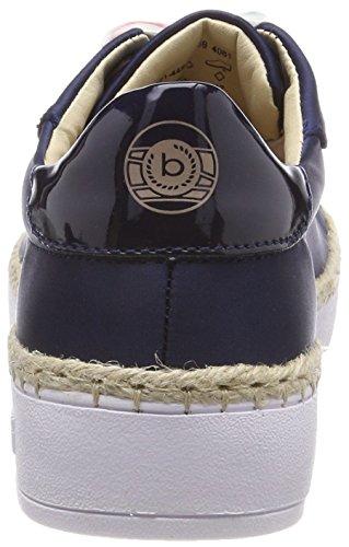 421448036959 Bugatti Sneaker Blau Multicolour Blue Damen 8v5xvqTw