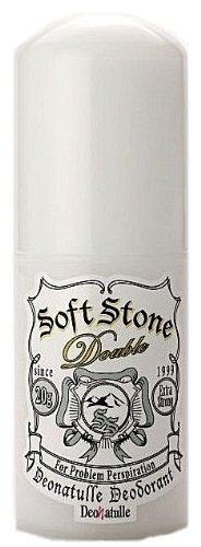 Stone Soft (Deonatulle Soft Stone W - Japan No1 Deodorant (Harakjuku Culture Pack))