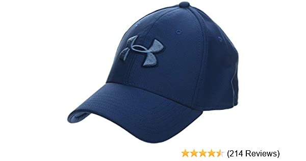 Amazon.com  Under Armour Men s Blitzing 3.0 Cap  Clothing 69555f2c89f