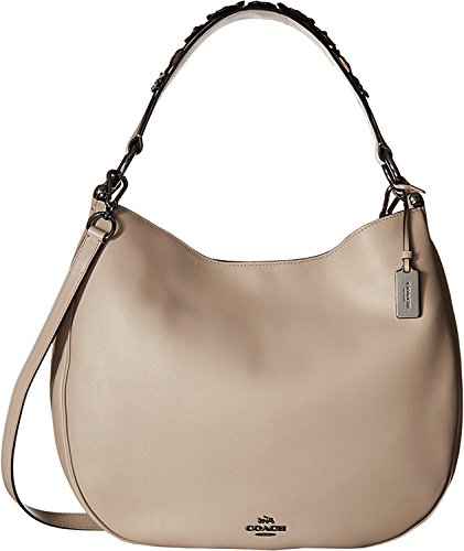 COACH Nomad Willow Floral Nickel