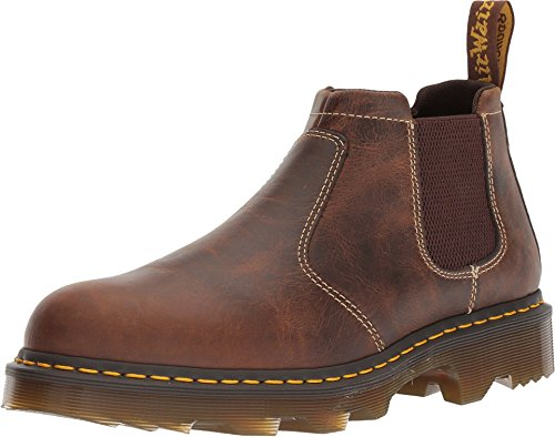Dr. Martens Work Men's Penly Lightweight Heritage Tan Greenland 10 M UK ()