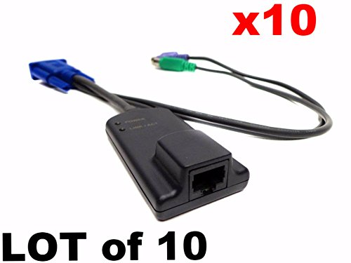 T of 10 Avocent AMIQ-PS2 AMX KVM Server Interface Module SIM ()