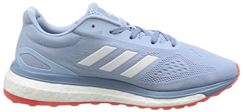 Running tactile Lt Mujer Blue Low Zapatillas Response White Para Adidas Easy running 4AqpCw