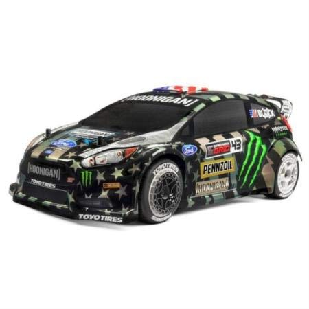 HPI Racing 120036 Ken Block GYM8 Flux Ford Fiesta ST RX43 WR8 (Electric) ()