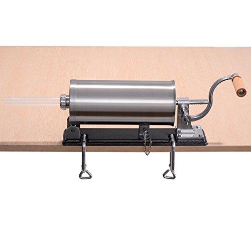 CHEFJOY 36L Horizontal Sausage Stuffer Maker Manual  : 41qFinHNBQL from www.desertcart.ae size 500 x 500 jpeg 23kB