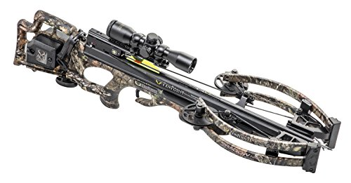 TenPoint Shadow NXT Crossbow Package with Pro-View 2 Scope, Quiver, Arrows