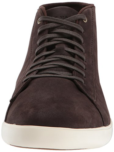 Cole HaanGRAND CROSSCOURT HIGH TOP - Grand Crosscourt, hoch geschnitten Herren Dark Roast Nubuck/Ivory