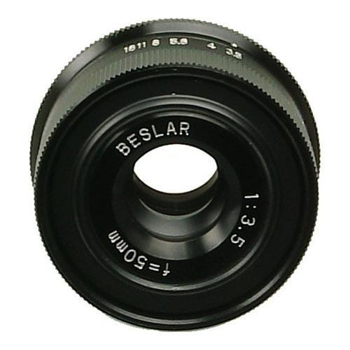 Beseler 50mm f/3.5 Beslar Enlarging Lens for 35mm Negatives.