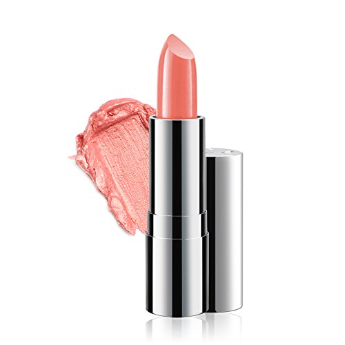 Super Moisturizing Lipstick by Luscious Cosmetics. Vegan | Cruelty Free | Lead Free – Breathless – 0.12 Ounce