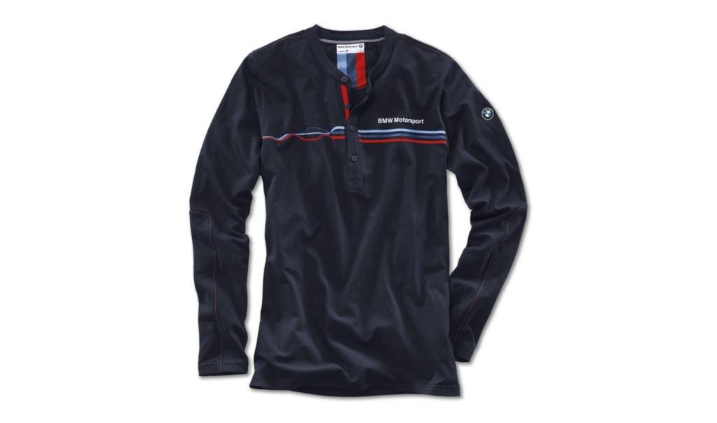 BMW t-Shirt à Manches Longues pour Homme Motorsport