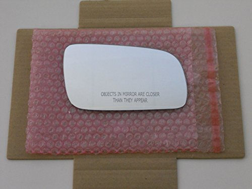 HEATED Mirror Glass with BACKING PLATE for Audi A4 A6 A8 S6 Passenger Side View Right RH *CHECK PICTURE AND SIZE IN DESCRIPTION - 2 OPTIONS AVAILABLE*