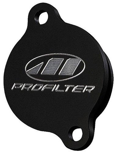 Maxima BCA-1003-00 ProFilter Black Billet Oil Filter Cover
