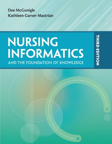 Nursing Informatics and the Foundation of Knowledge Pdf