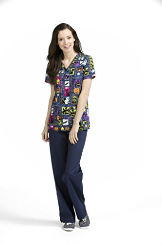 Med Couture womens scrub top